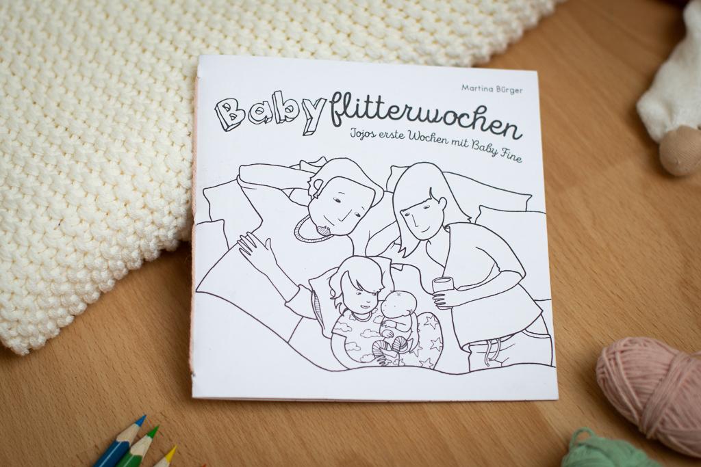 Babyflitterwochen - Jojos erste Wochen mit Baby Fine